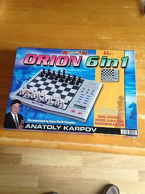 Orion 6in1 chess computer