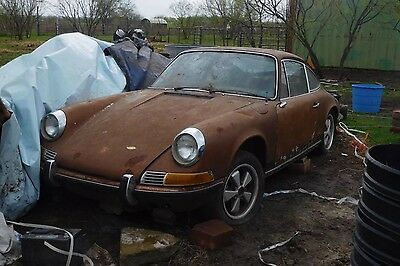 Porsche 911 S 1969, matching numbers, complete car, ULTRA rare find, can't miss!
