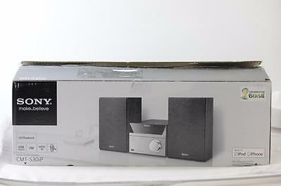 Sony CMT-S30IP All-in-One Compact Hi-Fi Audio System