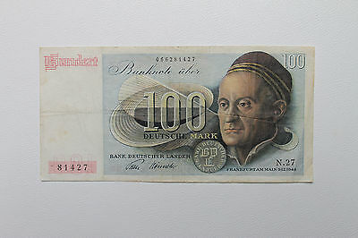 Ro. 255 ,  100  Deutsche  Mark  1948