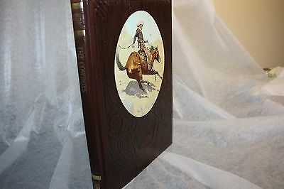 "The Cowboys  ""The Old West"" Time Life Books 1970's"