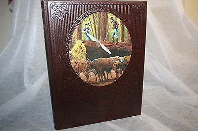 "The Loggers  ""The Old West"" Time Life Books 1970's"