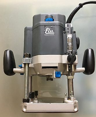 Elu MOF 177E Router 240V. Rare Swiss Made Type 4. One For The Collectors!