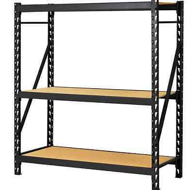 Garage Storage Systems Shelving Units Organization Heavy Duty Industrial Rack