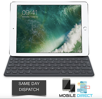 "Genuine Official Apple iPad Pro 9.7"" Smart Keyboard MNKR2B/A - British English"