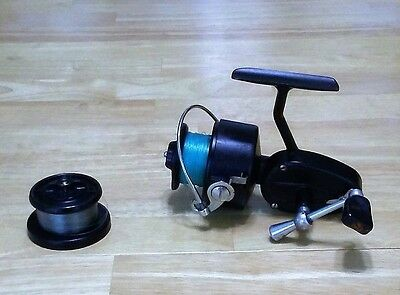 Vintage Garcia Mitchell 300 Left Handed Fishing Reel With Extra Spool