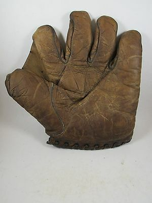 Vintage Reach full web baseball glove