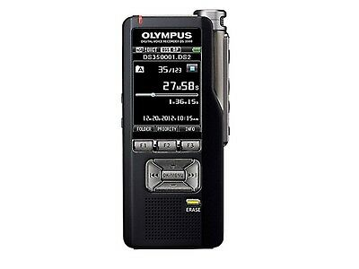 Olympus DS-3500 Digital Dictation Portable Recorder