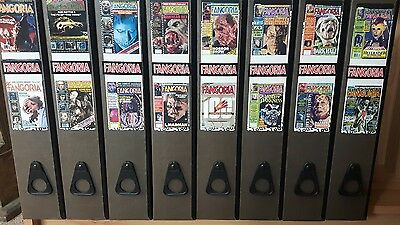 Fangoria magazine collection issues 1-150