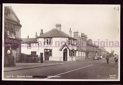 RP The Cherry Tree & Post Office Exning Road Newmarket Suffolk