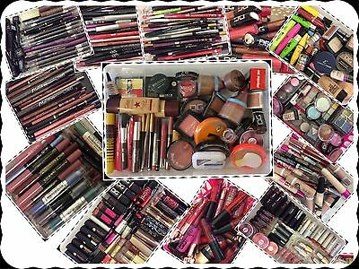 Job Lot x 40 Mixed Cosmetics - Branded & Unbranded Items