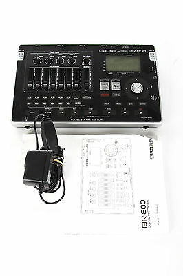 Boss BR-800 Multi-track Digital Recorder