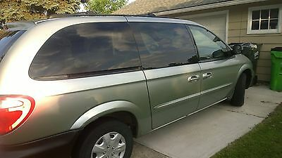 2003 Chrysler Town & Country  Chrysler Town and Country