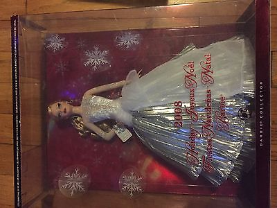 Holiday 2008 Barbie Doll NRFB collector's doll new in box