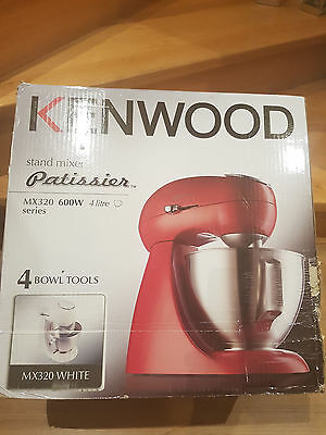 Kenwood MX320 Patissier Food Mixer BRAND NEW