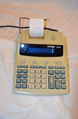 Victor Adding Machine 1225-2