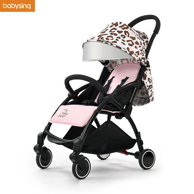 Impbaby Mini Baby Foldable Umbrella Stroller Lightweight Travel Stand Pushchair