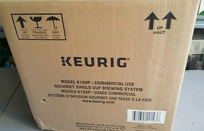Keurig K150P Commercial Brewing System NEW SEALED BOX *FREE SHIPPING