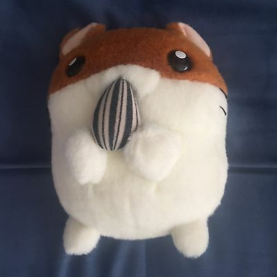 Hamster Club Chibi Style Plush - Cute & In Great Condition