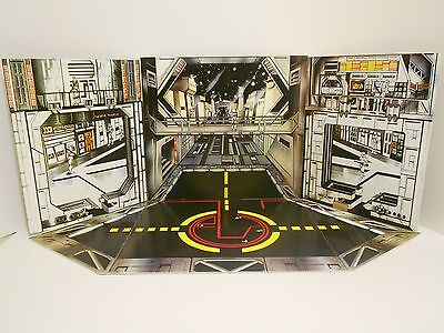 Darth Vader's Tie Fighter cardboard space port (reproduction)