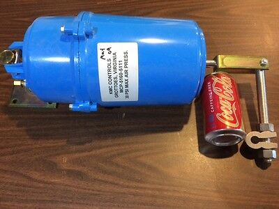 "BRAND NEW KMC Controls MCP-5160-5111 MCP51605111 6"" Pneumatic Damper Actuator"