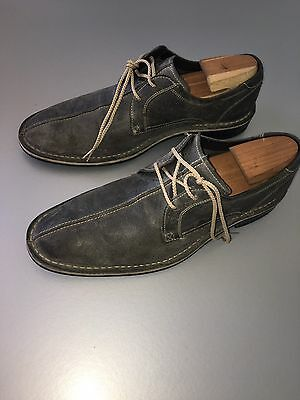 Cole Haan Men's Leather Wingtip Oxford Shoes Size 11