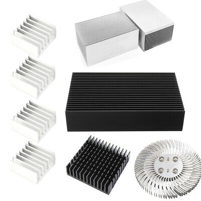 Aluminum Heat Sink Cooler Heatsink Parts for LED Power IC Transistor Chip Module