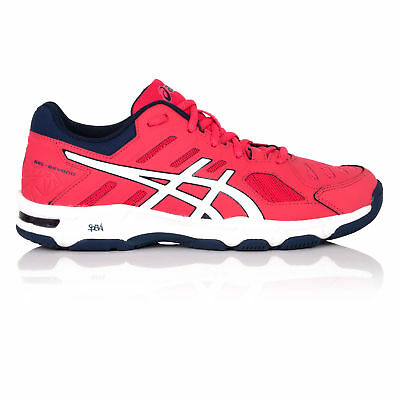 Asics Gel-Beyond 5 Womens Pink Squash Indoor Court Shoes Trainers Pumps