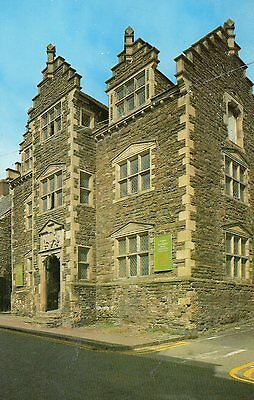 Postcard   Wales Plas Mawr Conwy unposted A Salmon