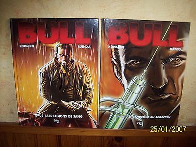 lot 2 bds bull tome1 et 2 eo  tbe