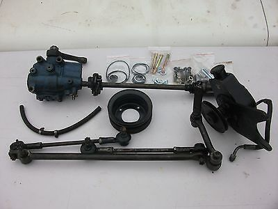 Power Steering Kit Suits Hq Hj Hx Hz Wb Holden + Monaro 253 308 V8 Complete