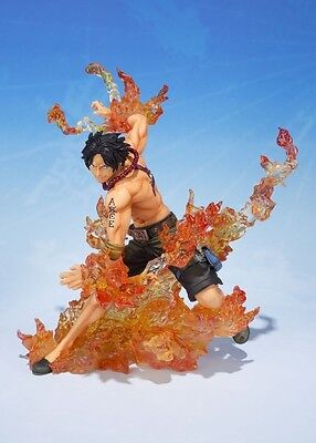 One Piece Portgas D Ace Brother's Bond Figuarts ZERO NEW Free Shipping