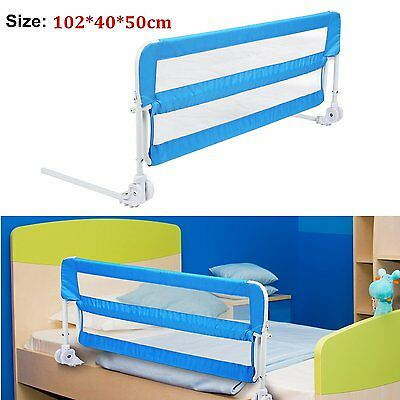 Child Toddler Baby Bed Rail Home Safety Bed Guard Sleep Protection 102*40*50cm