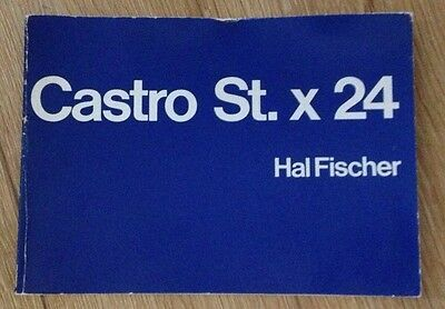Collectors Photography Book -18th Near Castro St San Francisco-By Hal Fischer