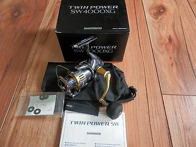 Shimano 15 Twinpower Sw4000Xg Spinning Reel
