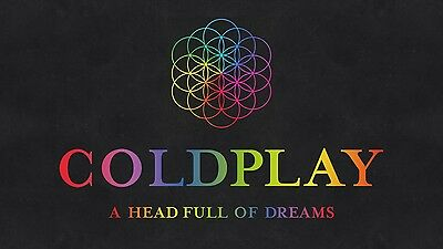 *****Coldplay VIP Croke Park Early Entry x2*****