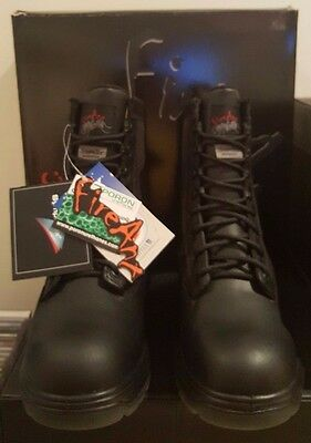 FireAnt SympaTex Waterproof Leather Boots Size UK/AU 4.5/US 5.5 Hiking Boots