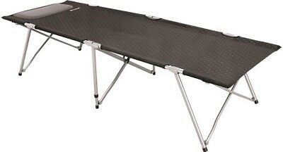 Outwell Posadas Single Foldaway Camping Bed Folding with Carry Bag | Steel
