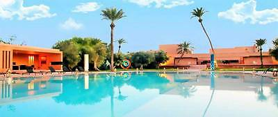 Groupon voucher for 3 Nights for 2 Adults and 1 Child in Marrakech