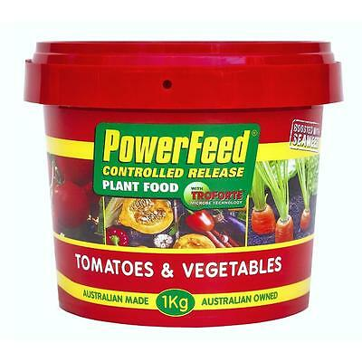 Fertiliser Powerfeeed 1kg Tomatoes and Vegetables Controlled Release