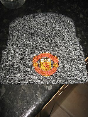 Manchester United woolly hat
