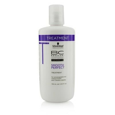 Schwarzkopf BC Smooth Perfect Treatment (For Unmanageable Hair) 750ml Treatments