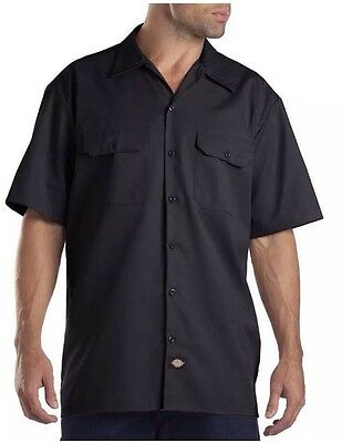 Brand New Dickies Twill Work Shirt Short Sleeve 1574 ASSORTED SIZES & COLORS
