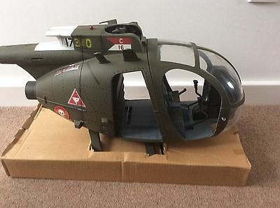 1/6 Scale Ultimate Soldier Loach Helicopter Vietnam Fits Dragon Action Figures
