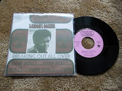 Lamont Dozier-Breaking Out All Over/we Don't Want... (French Press)