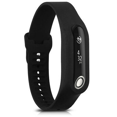 Sport Replacement Bracelet For Tomtom Touch Black Tpu-Bracelet-Silicone-Strap