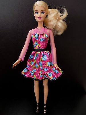 Barbie Fashionistas  Party dress & shoes ~ clothes ~ outfit ~ DOLL NOT INCLUDED
