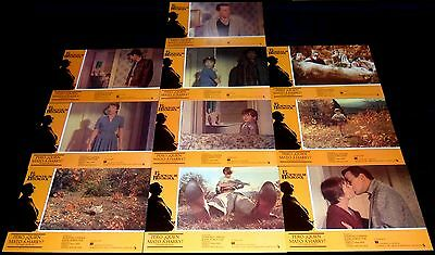 1955 The Trouble with Harry ORIGINAL SPAIN 80s LOBBY CARD SET Alfred Hitchcock
