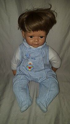 My Way Babies La Baby Weighted Cloth Vinyl Doll Classic
