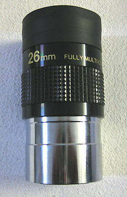 """26mm Fully Multi-Coated GSO SP26mm 2"""" Eyepieces KK040-9211131"""